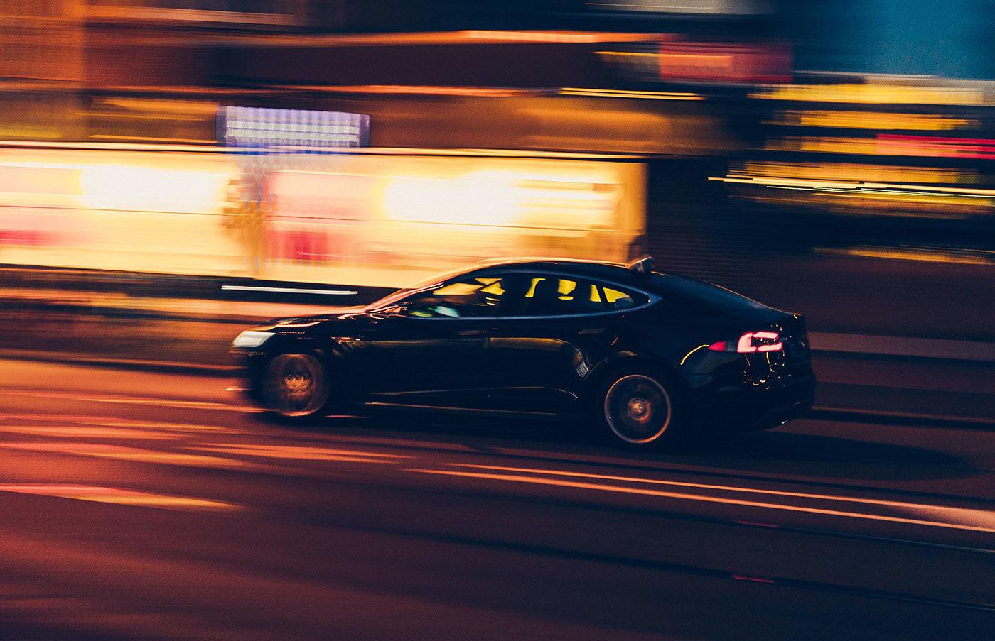 Auto schnell
