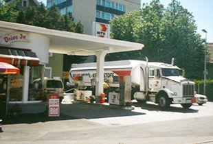 MTB Tankstelle wird beliefert » Wahr Energie