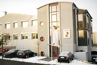 Wahr Firmengebäude » Wahr Energie