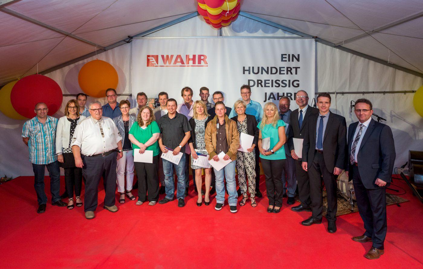 325 Jahrefeier » Fritz Wahr Energie