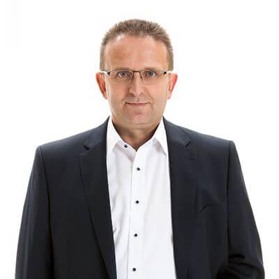 Porträt Bernd Wahr