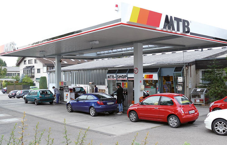 MTB Tankstelle » Wahr Energie