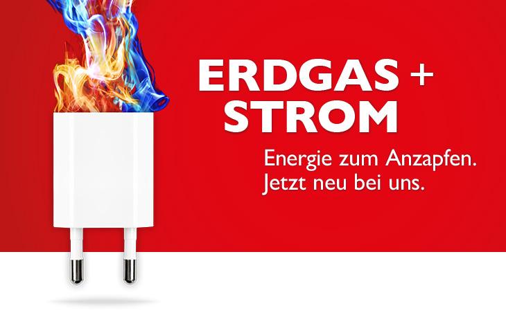 Erdgas & Strom Keyvisual » Wahr Energie