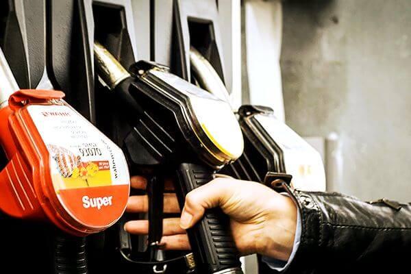 Zapfhahn an einer MTB Tankstelle » Wahr Energie