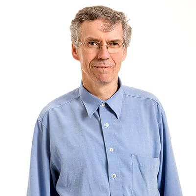 Porträt Reinhold Wahr