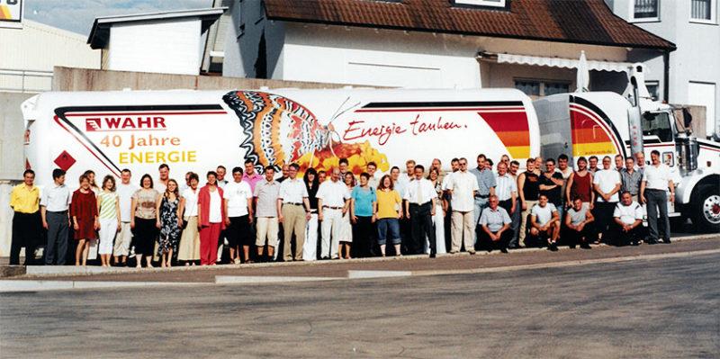 Betriebsfest 2005 » Fritz Wahr Energie