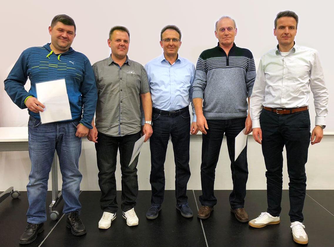 LKW Fahrer und Geschäftsführer von Fritz Wahr Energie
