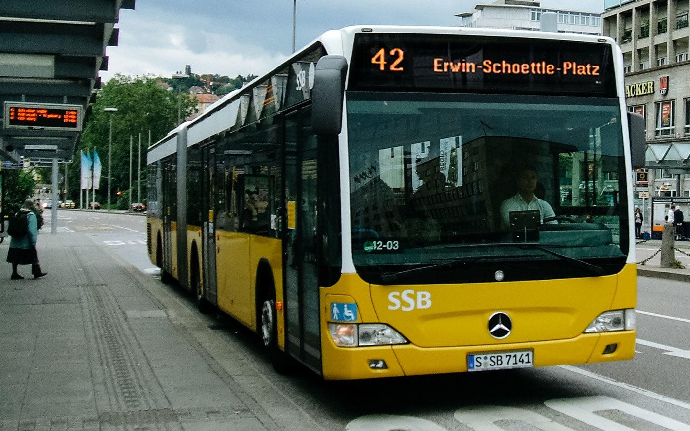 Bus SSB